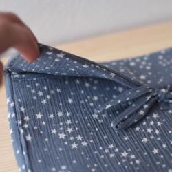Bolsa multiusos Azul estrellas
