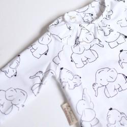 Camisa volante elefantes