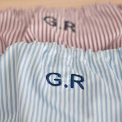 Culottes rayas personalizados