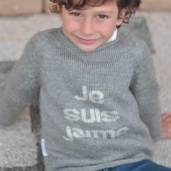 Jerséi de lana personalizado
