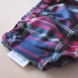 Culotte escocés marino