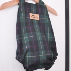 Ranita escocesa verde