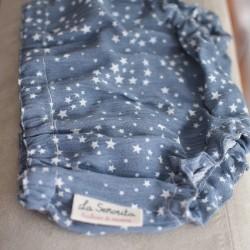 Culotte azul estrellas