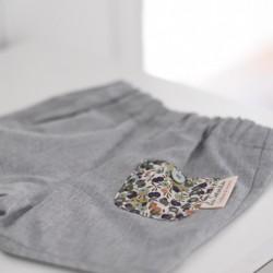Pantalón oxford gris
