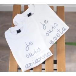 Camiseta personalizada bebé & niñ@