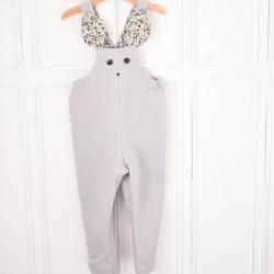 Peto conejo®gris largo