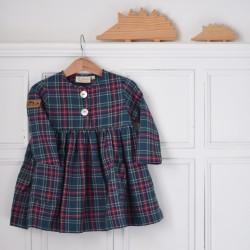 Vestido Escoces