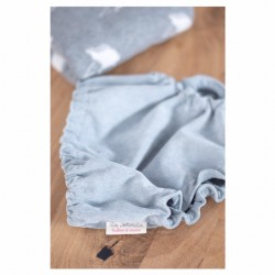 Culotte pana gris