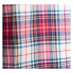 Culotte escocés beige