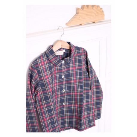 Camisa escocesa
