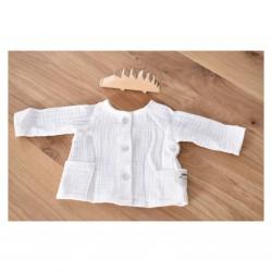 Camisa blanca 2en1