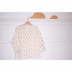 Camisa polera frutas
